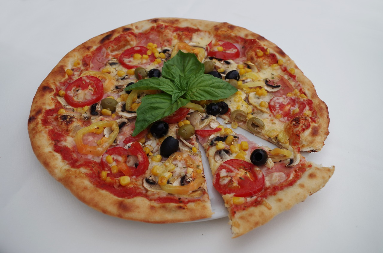 pizza surgelata