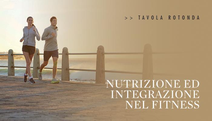 Tavola rotonda su nutrizione e fitness