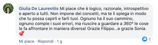 Testimonianza_Metodo_Giulia De Laurentiis